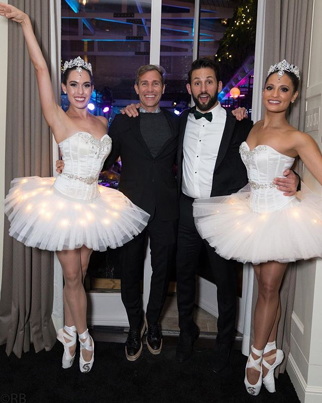 Happy #tututuesday! xoxo The Graces  Photography: @rochellebrodinphoto . . .  #holidayparty #sf #sanfrancisco #ballerinas #ballerinasforevents #eventdesign #eventplanner #nightlife #dancersforevents #events #danceentertainment #performanceart #privateparty #redcarpet #tutus #luxelife #crowns #costume #costumedesign #luxe #ballerinasofig #eventprofs #models #eventslife #eventplanning