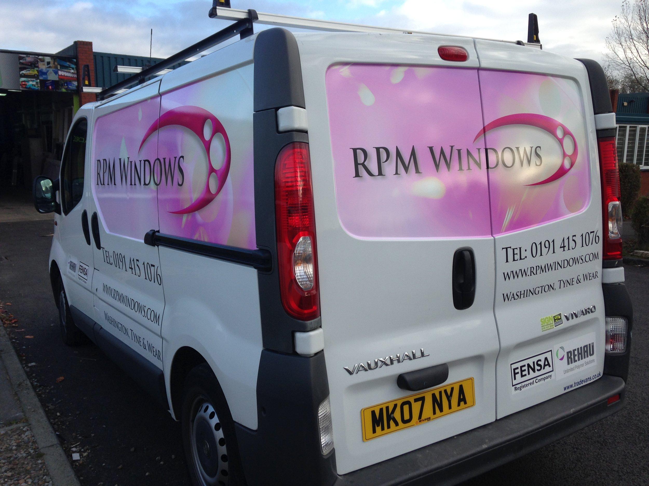 RPM WINDOWS   Panel wrap