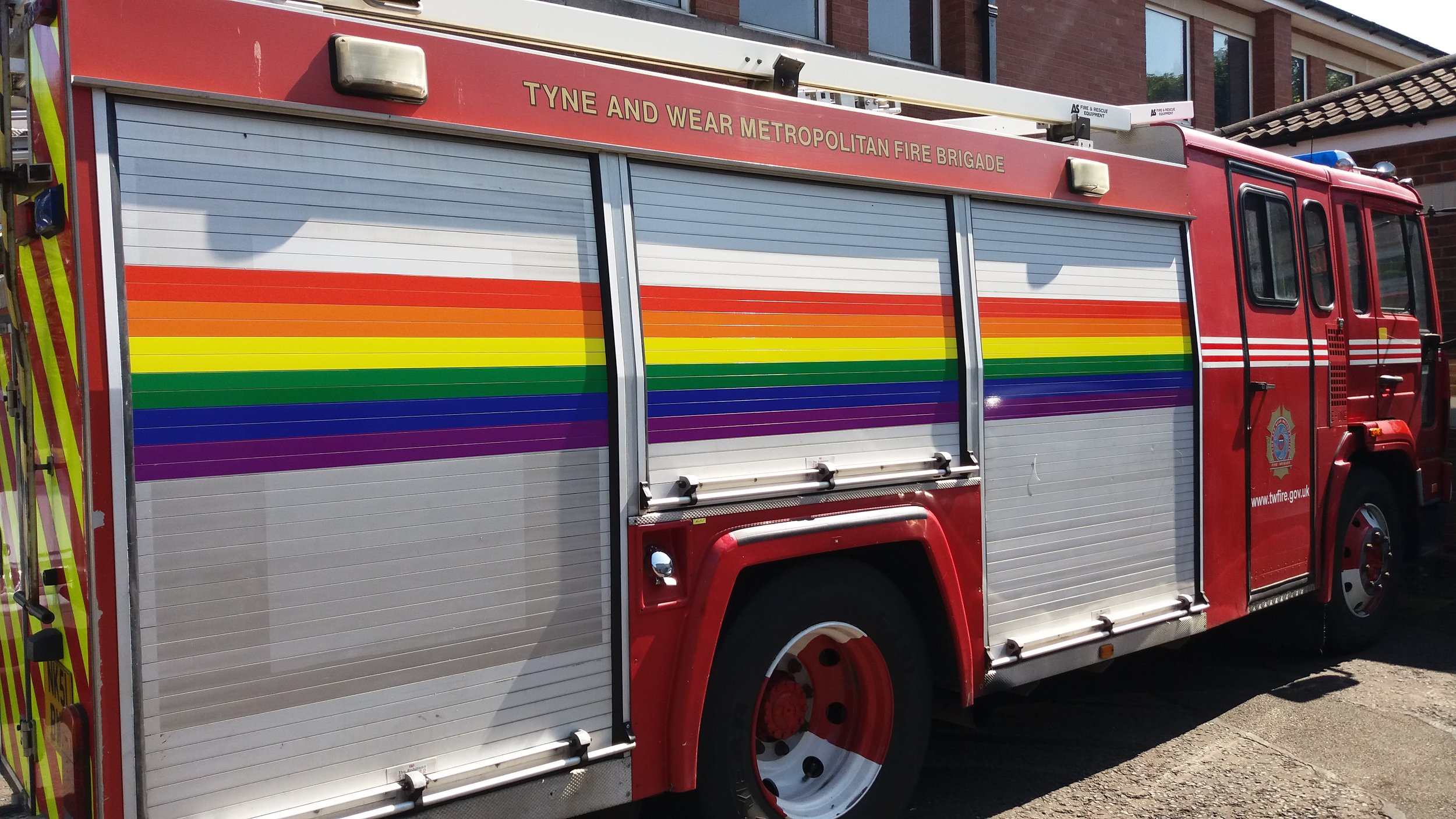 gay pride fleet graphic
