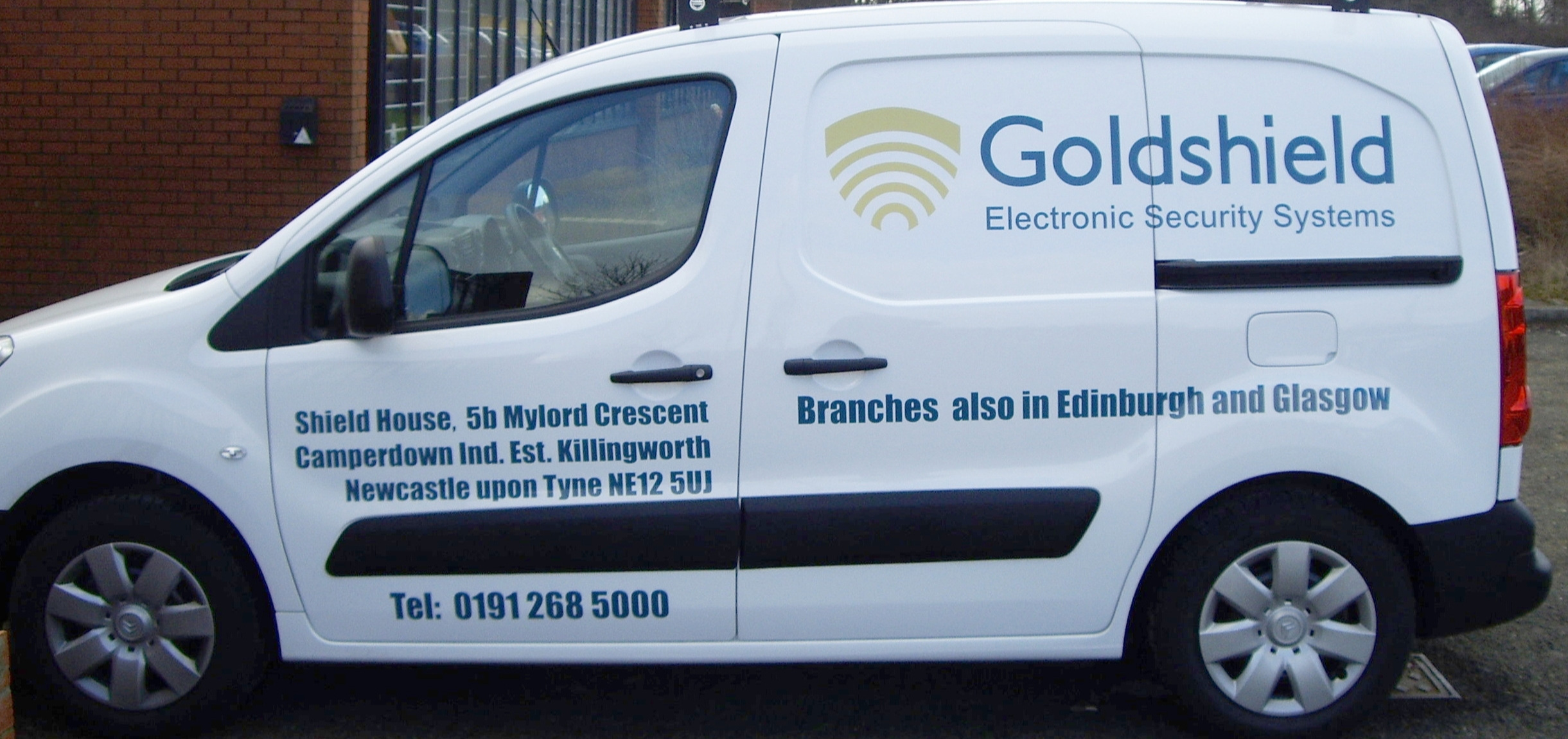 GOLDSHIELD ELECTRONIC SECURITY SYSTEMS