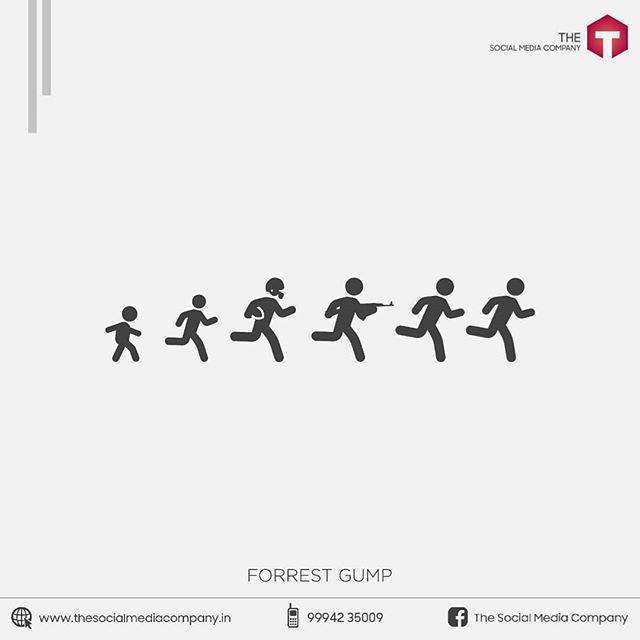 Forrest Gump 🏃🏻♂️
