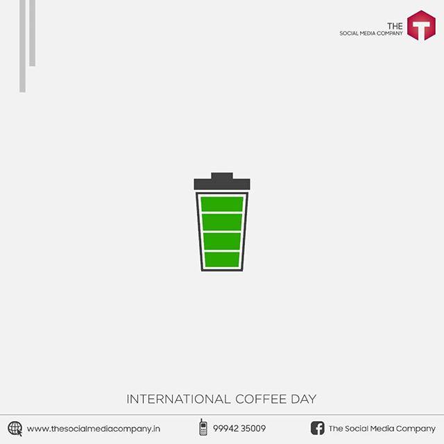 #InternationalCoffeeDay ☕
