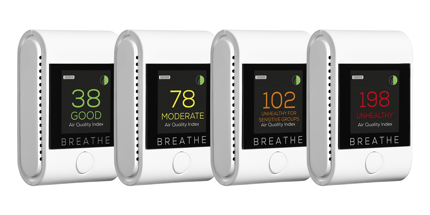 BREATHE Smart air quality monitor AQI.jpg