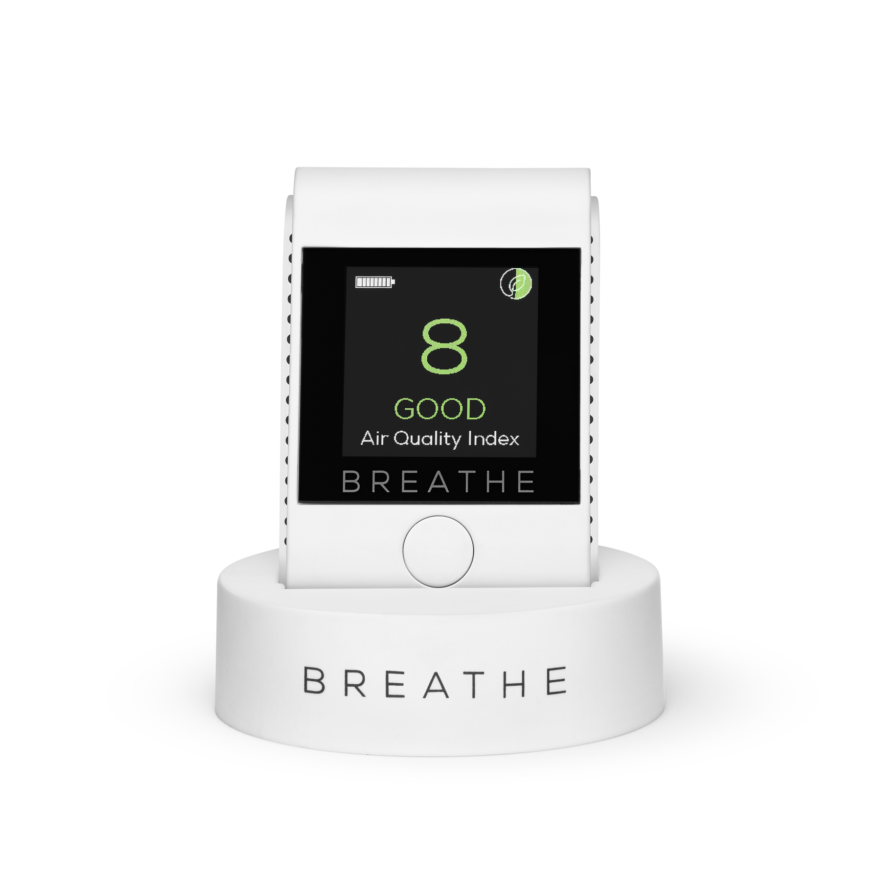 BREATHE Smart air quality monitor front.jpg