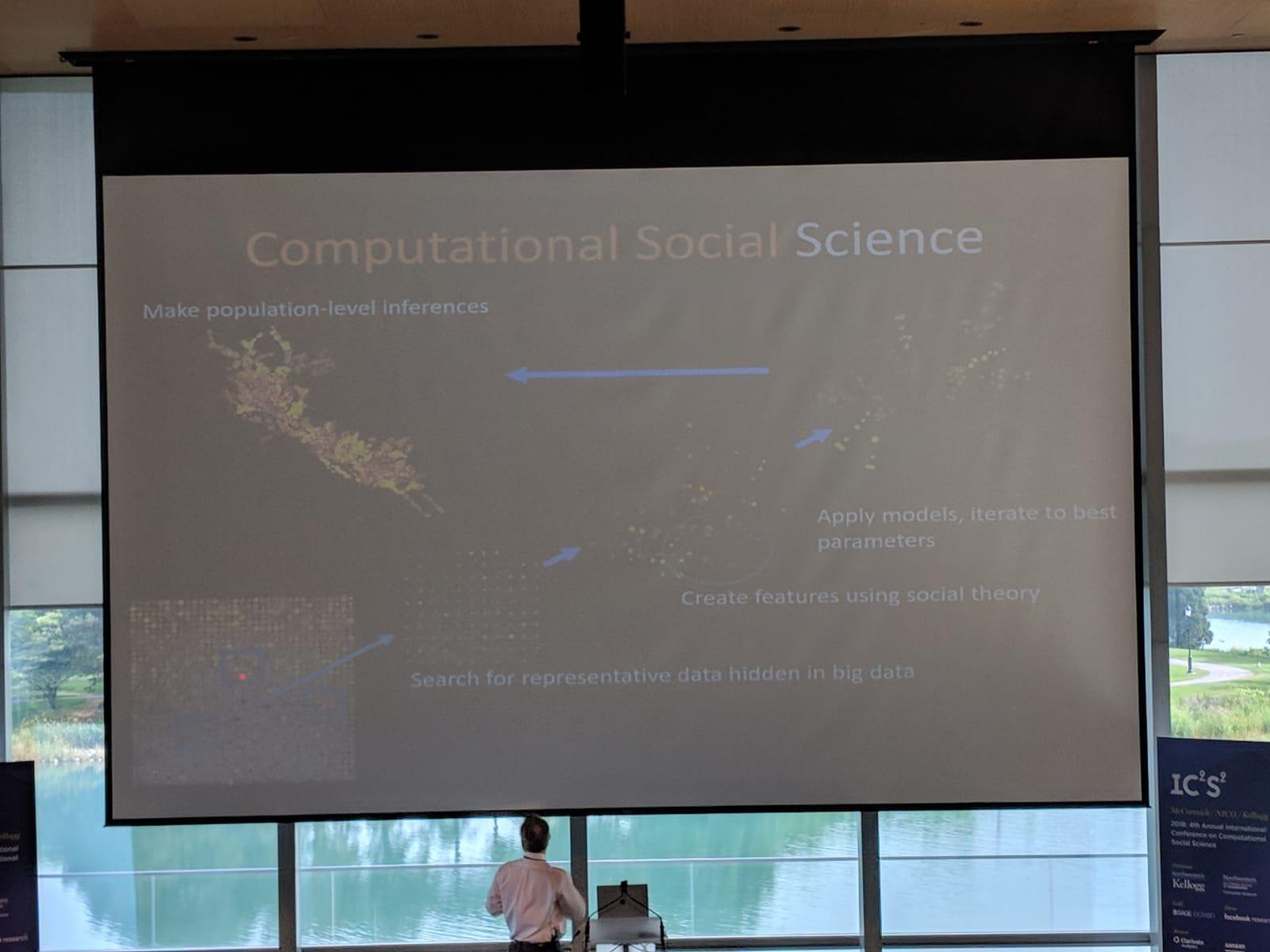 David Lazer's IC2S2 Presentation