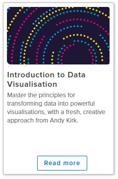 数据可视化简介。在线课程图像