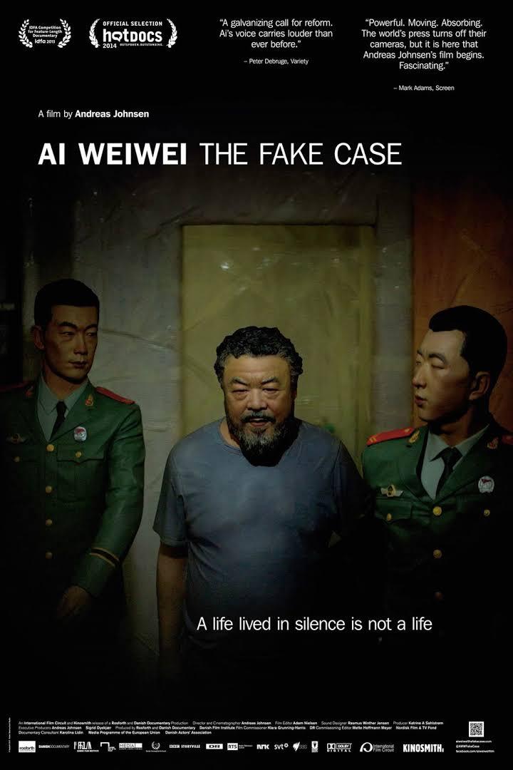 Ai Weiwei , Andreas Johnsen , Lao Ai