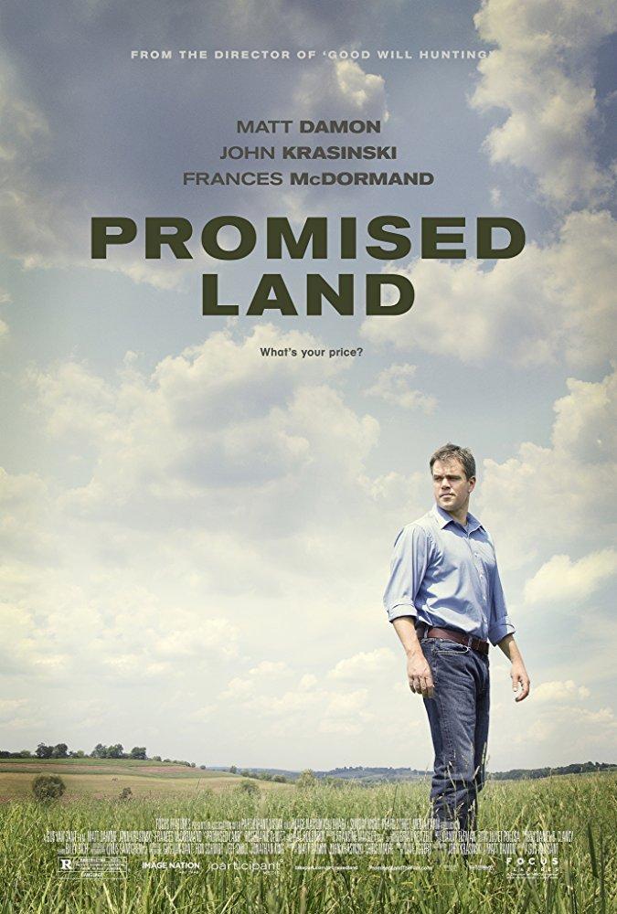 John Krasinski , Matt Damon , Frances McDormand , John Krasinsk