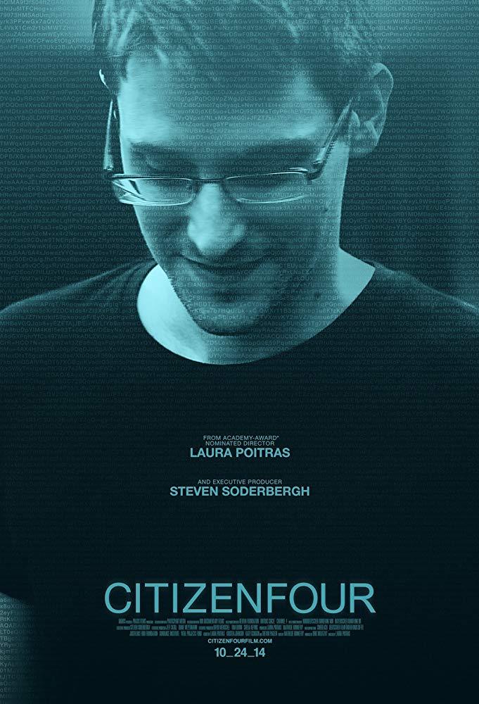 Laura Poitras , Edward Snowden , Glenn Greenwald , William Binney