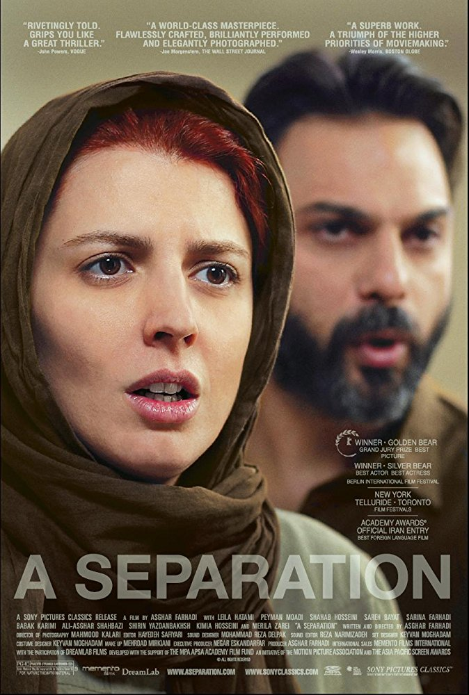 Asghar Farhadi , Payman Maadi , Leila Hatami , Sareh Bayat