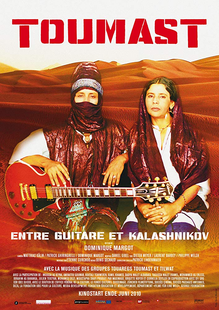 Dominique Margot , Moussa Ag Keyna , Aminatou Goumar