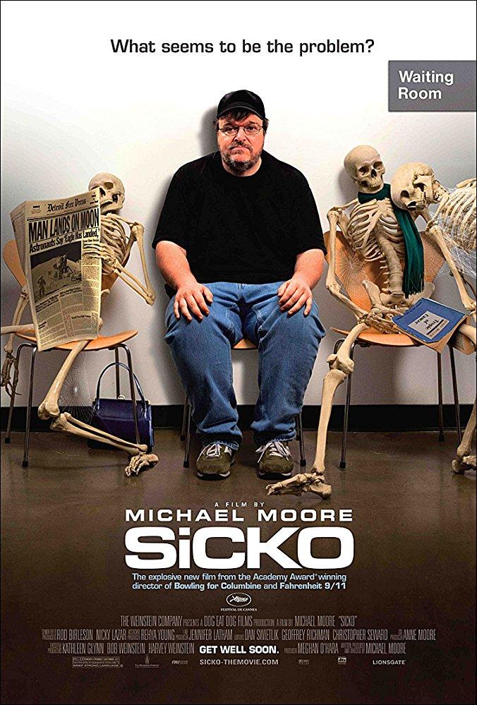 Michael Moore , Tucker Albrizzi , Tony Benn