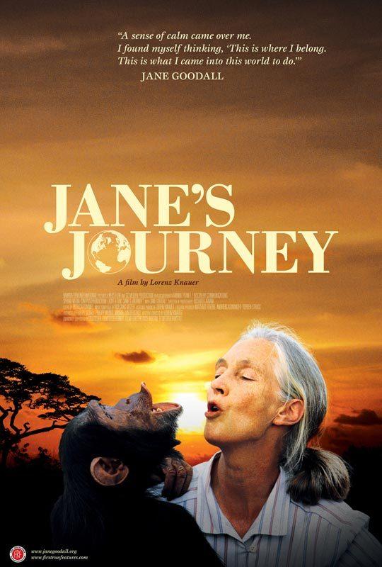 Lorenz Knauer , Angelina Jolie , Pierce Brosnan , Jane Goodall