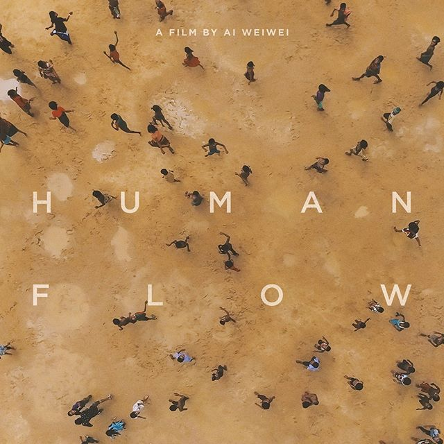 The UN World Refugee Day is observed on June 20 each year. This event honors the courage, strength and determination of women, men and children who are forced to flee their homeland under threat of persecution, conflict and violence.  Watch Cinema for Peace nominated film ´Human Flow´ by artist, activist and director Ai Weiwei  #ngo #nonprofit #education #love #volunteer #help #dogood #donate #change #follow #socialgood #socialwork #community #support #socialimpact #humanity #giveback #instagood #causes #fundraising #film #cinema #movies #hollywood #films #music #filmmaker #director #instagood #like