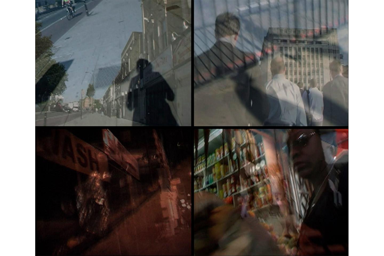 'Urban Shadow Walks' (2006)