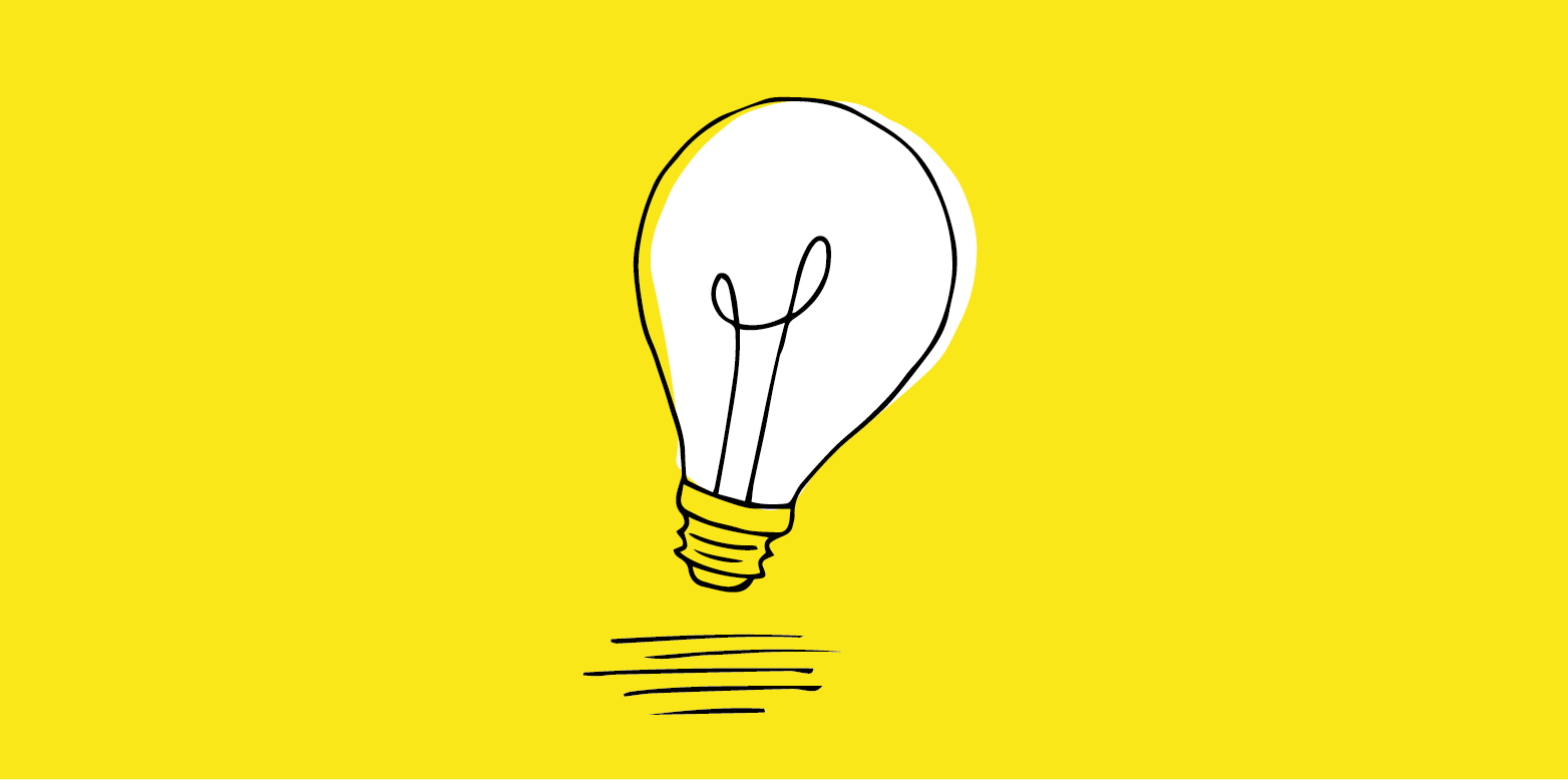 Illustration of Light bulb