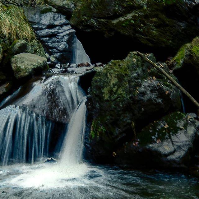 Falling Water (2/3) 📷 Max van Rijn @maxvanryn #digitalsarntal . . . . . . . . . . #sarntal #photographers #filmmakers #outdoor #visualartists #lifeinsouthtyrol #visitsouthtyrol #inspiration #waterfall #moodygrams