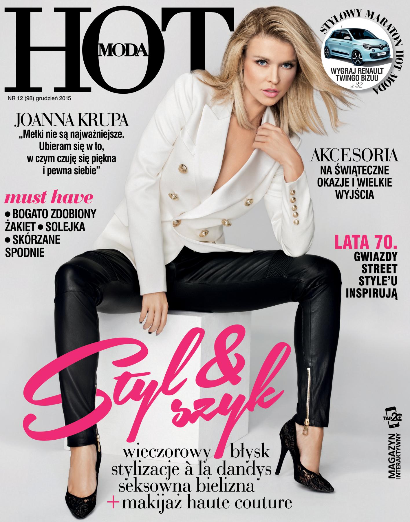 HOT x Joanna Krupa