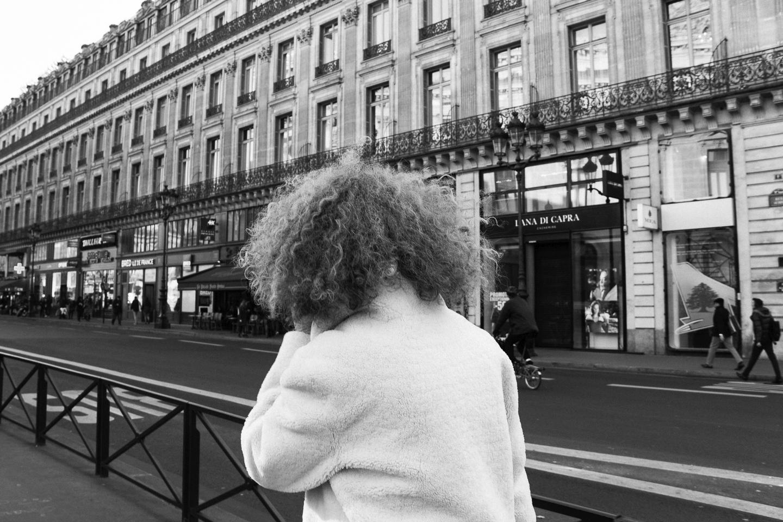 RUE SCRIBE, PARIS