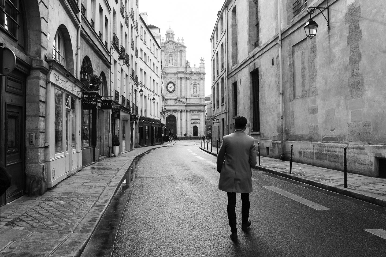 RUE DE SÉVIGNÉ, PARIS
