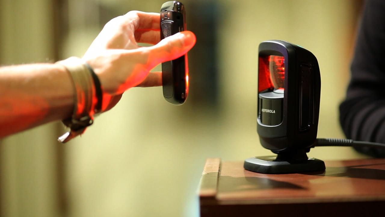 Motorola DS9208 -