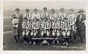 Dick Kerr Ladies team