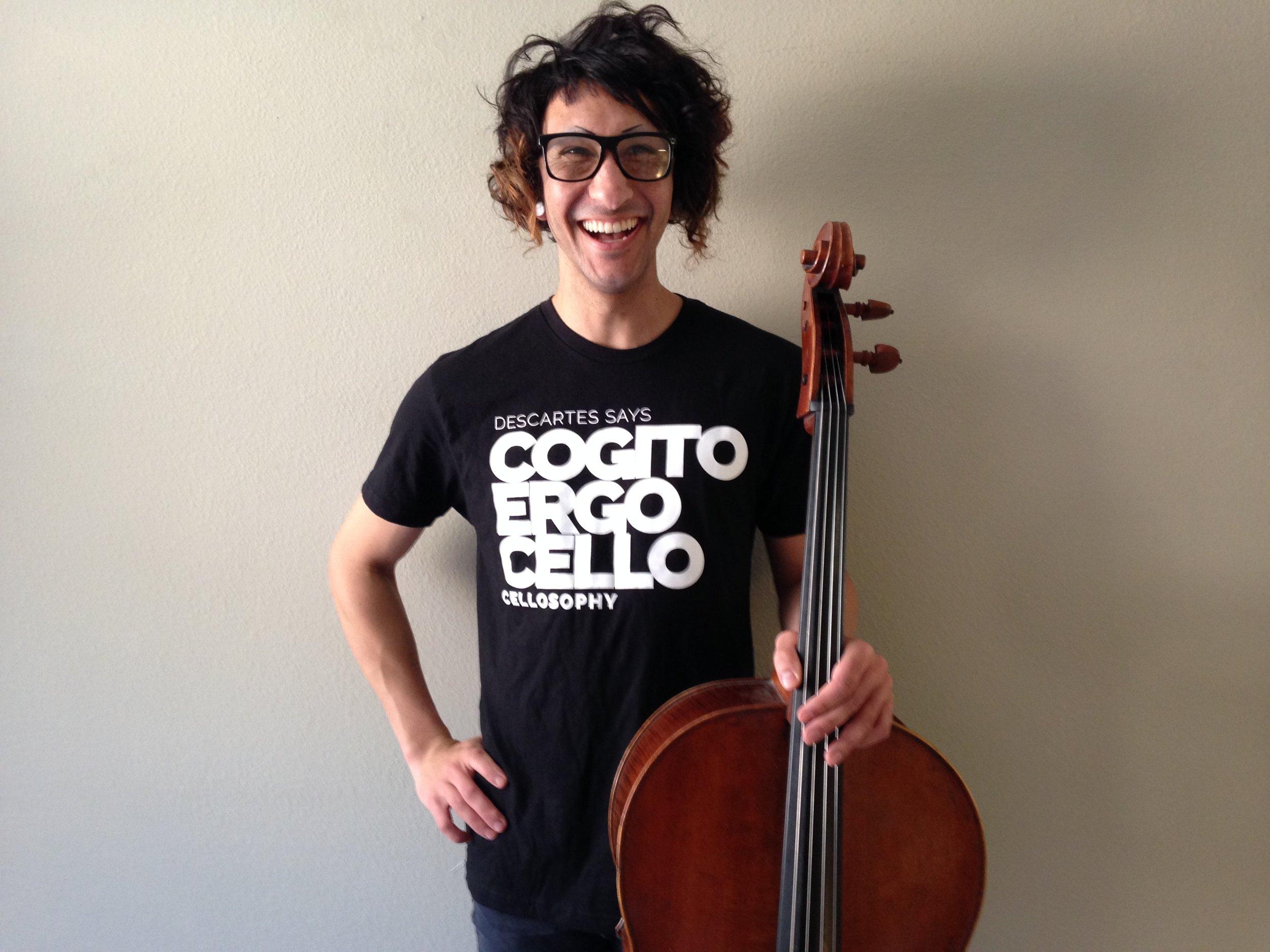 Quite A Dapper Cellosopher
