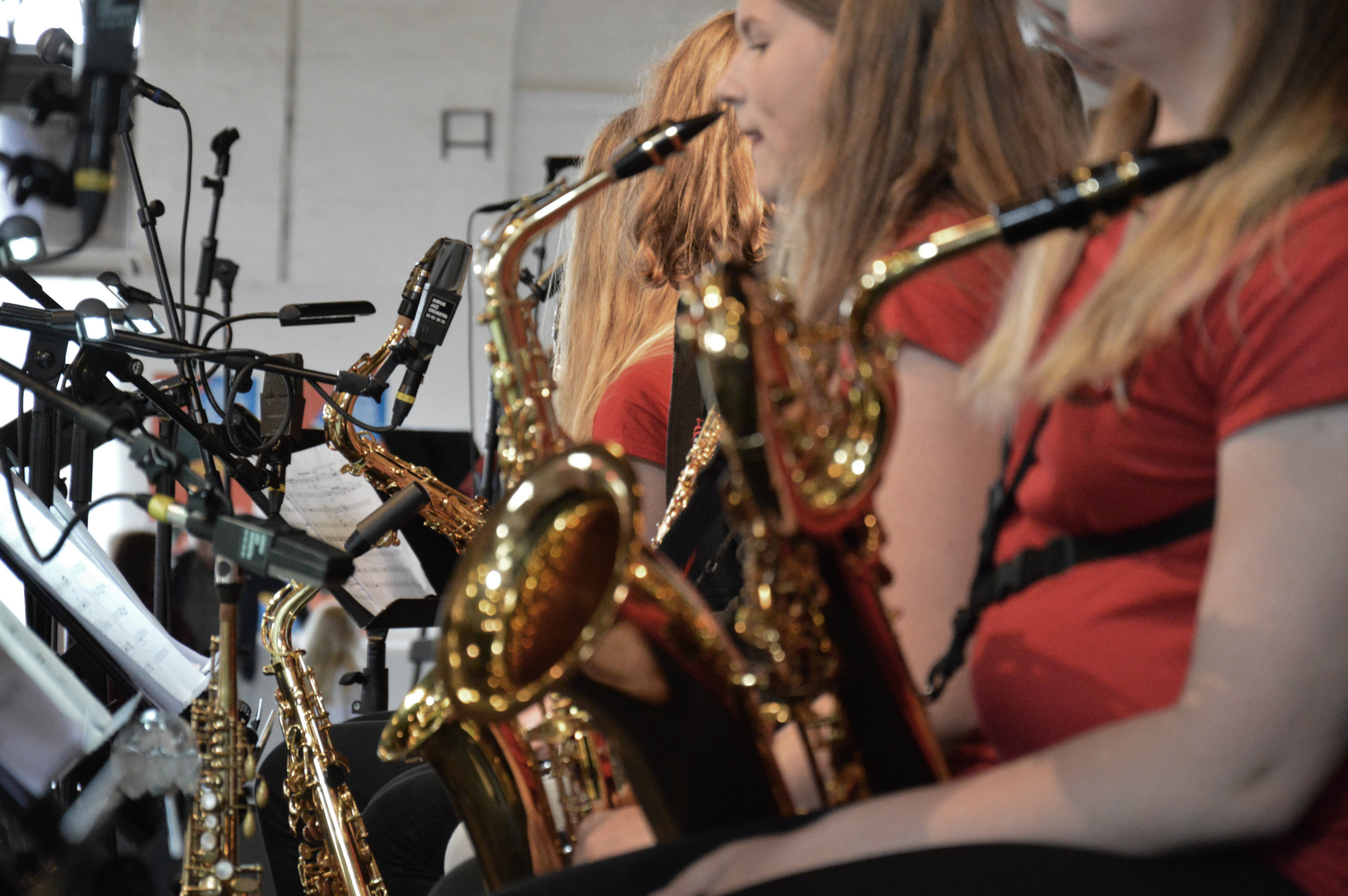 Scandinavian Big Band Camp ved Aarhus Jazz Orchestra