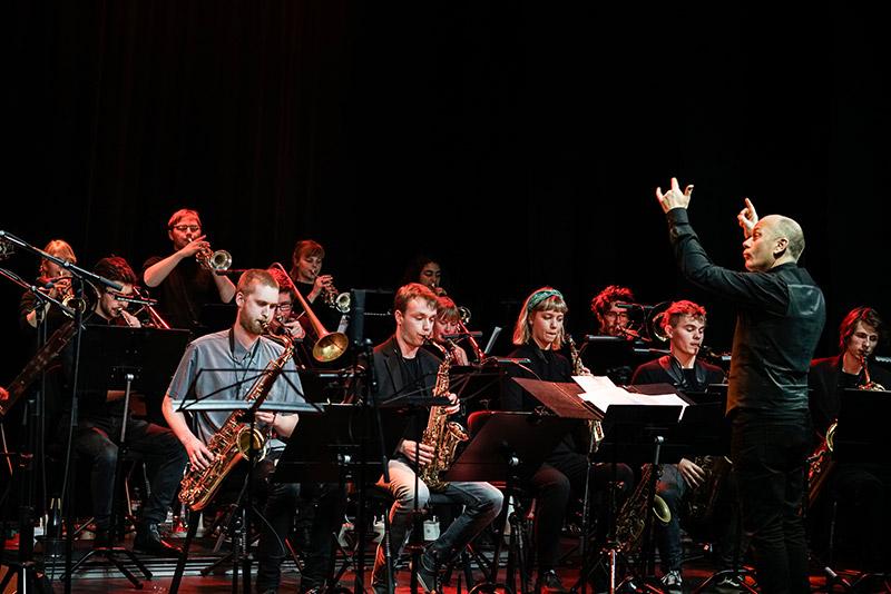 Atlas Live Jazz Bigband Aarhus