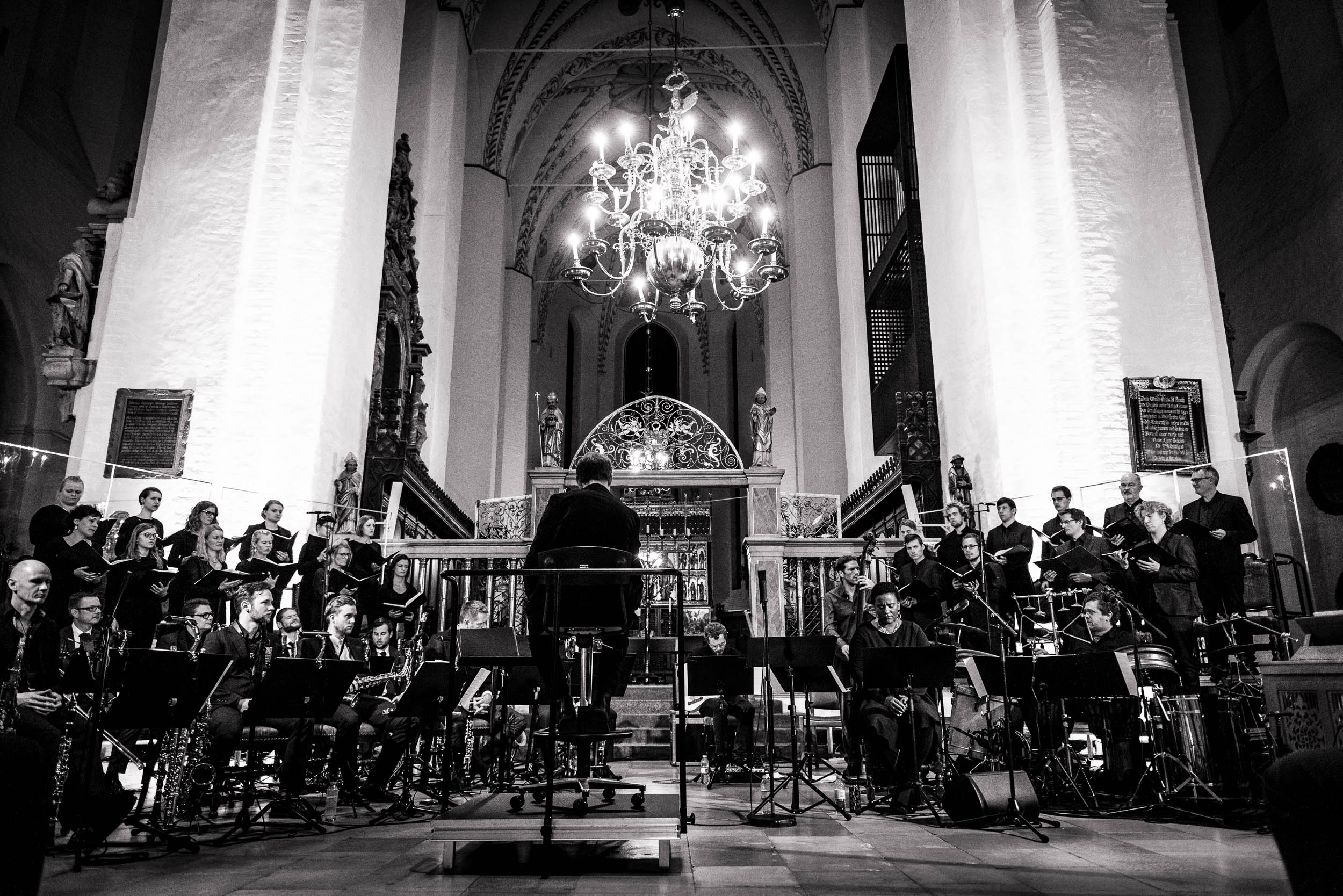 Aarhus Jazz Orchestra Buchanan Requiem