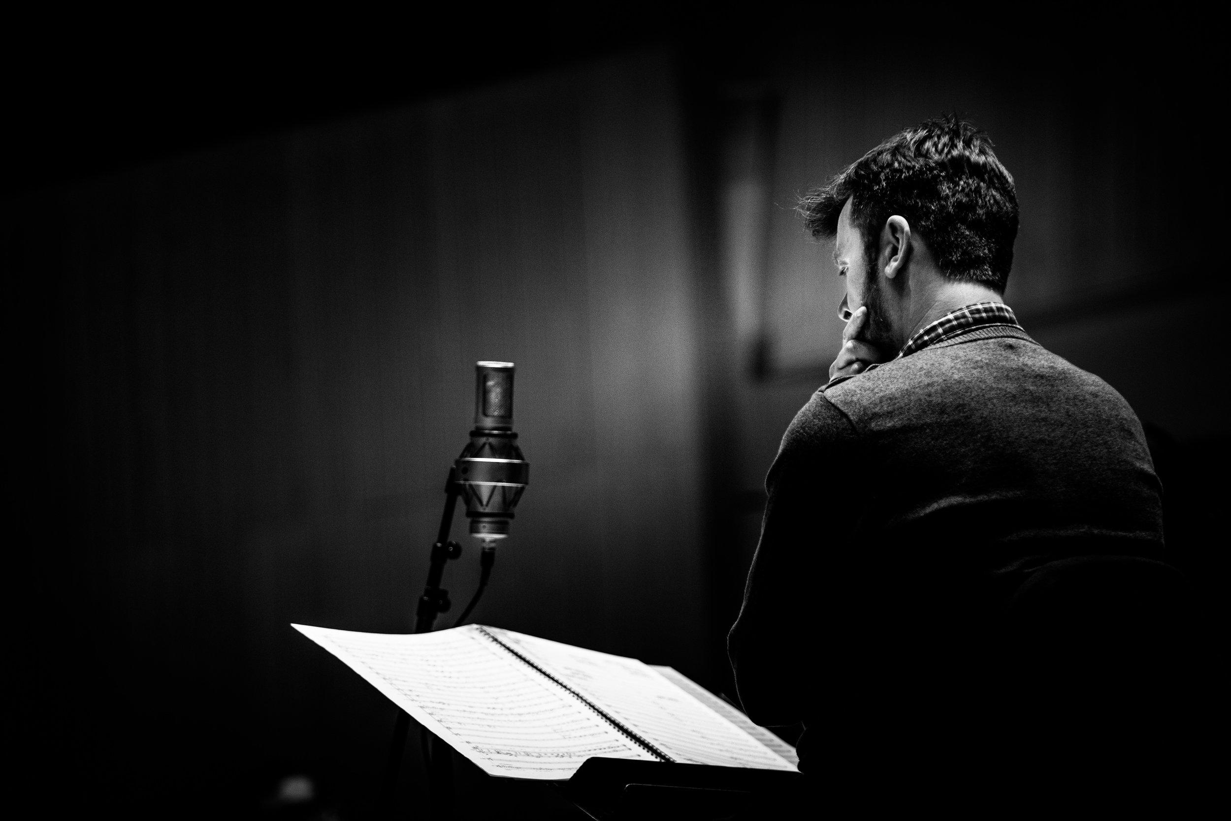 BUCHANAN REQUIEM  Aarhus Jazz Orchestra feat. Jakob Buchanan, Indra Rios-Moore, Helge Norbakken, Jakob Bro & Jonas Westergaard   November 2015