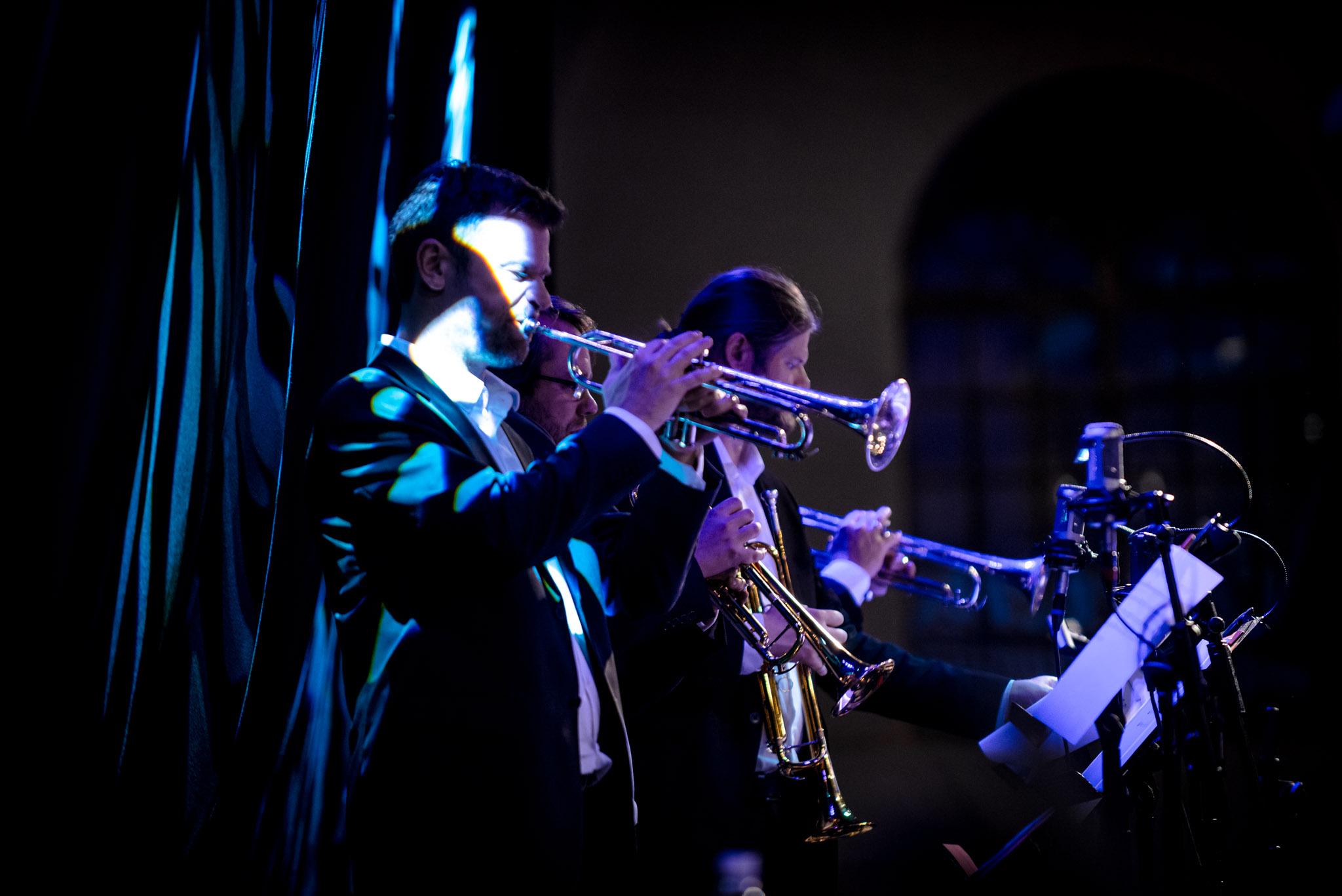 Aarhus Jazz Orchestra Ridehuset Swinger Flamenco Big Band Nights Perico Sambeat
