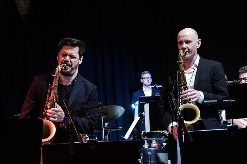Aarhus Jazz Orchestra Mingus Big Band