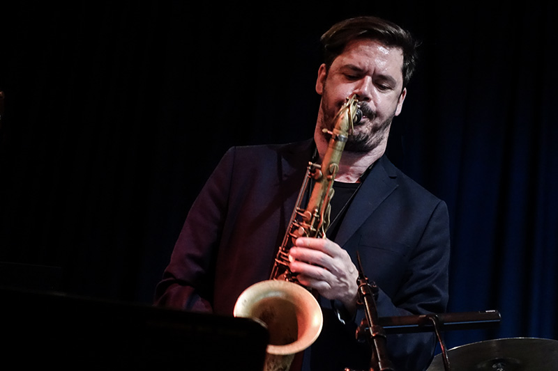AARHUS JAZZ ORCHESTRA PLAYS MINGUS  Aarhus Jazz Orchestra feat. Charles Mingus  Marts 2017