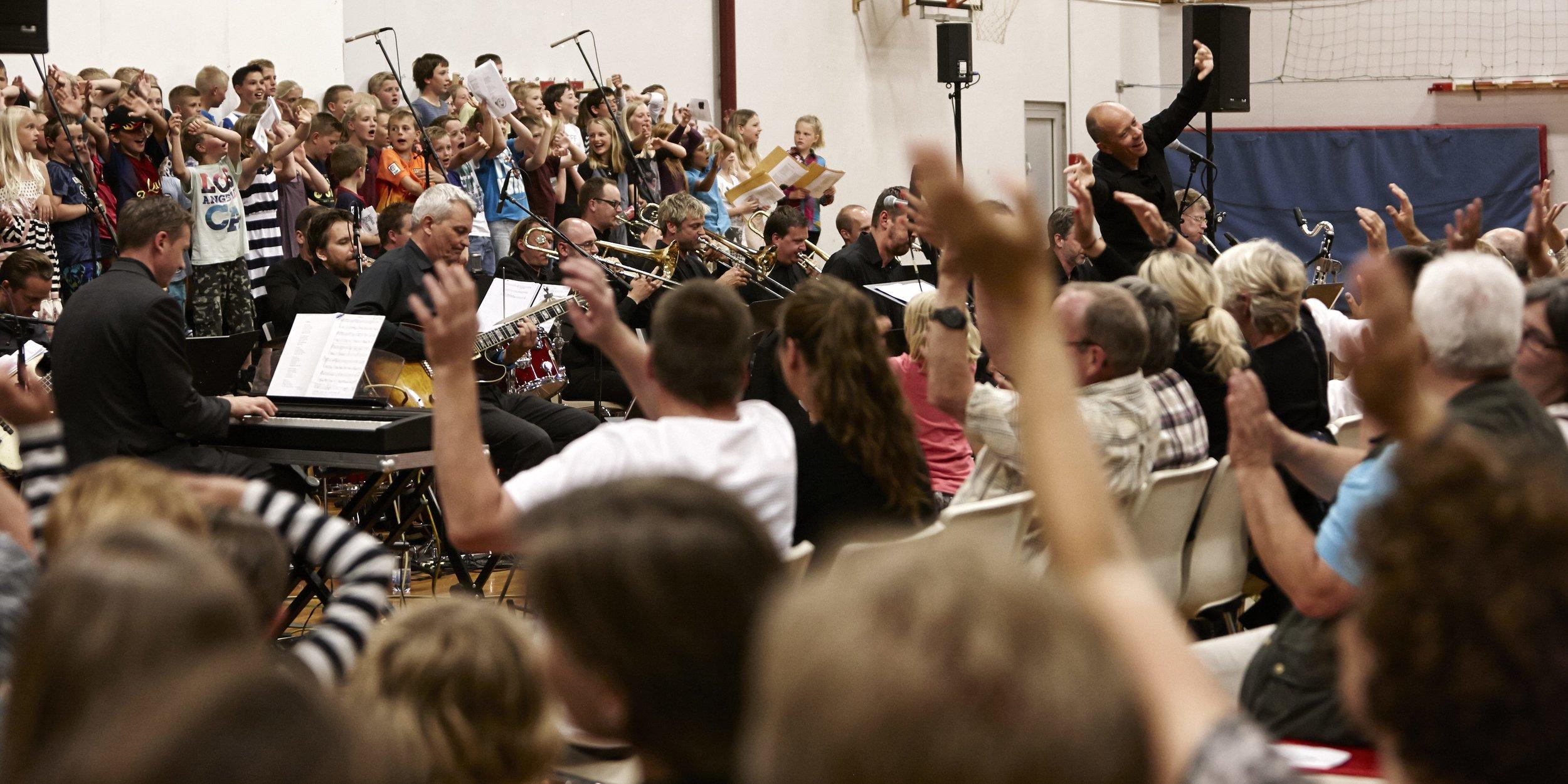 Aarhus Jazz Orchestra Skolekoncerter