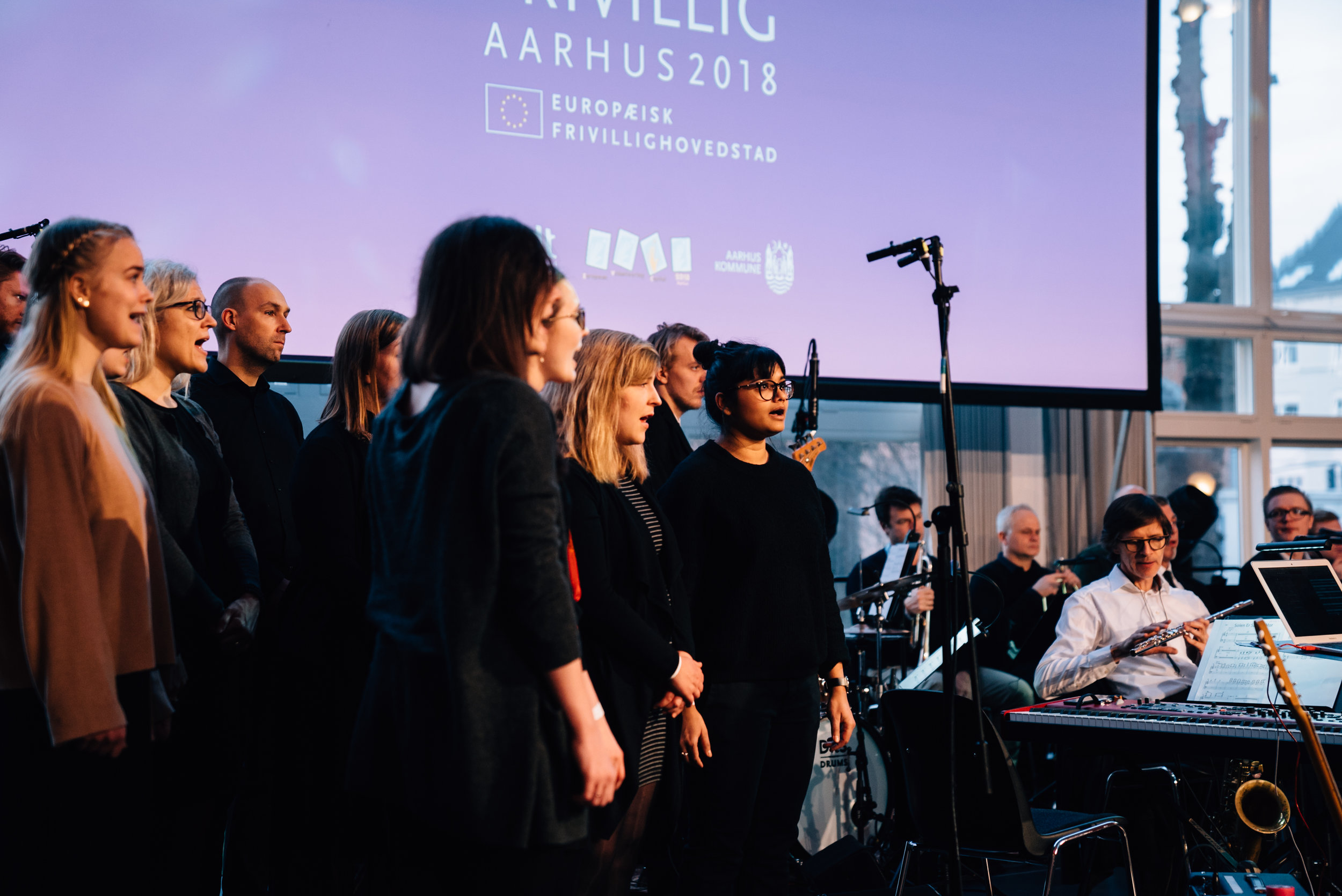 Aarhus Jazz Orchestra Aarhus 2018 - Europæisk Kulturhovedstad