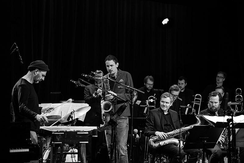 Aarhus Jazz Orchestra Sketches of Barcelona Vinterjazz