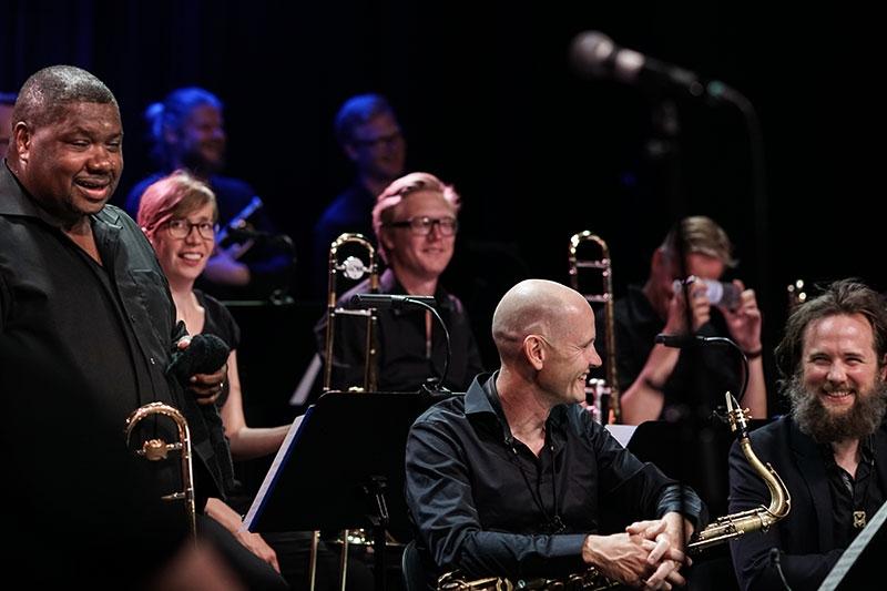 Aarhus Jazz Orchestra Wycliffe Gordon