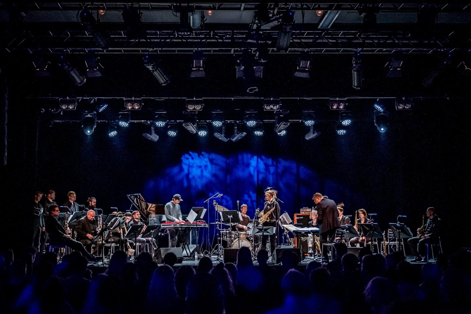 Athletic Progression Aarhus Jazz Orchestra Det Jyske Musikkonservatorium