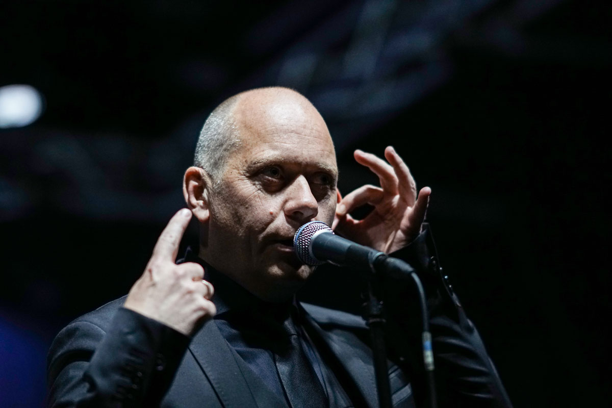Aarhus Jazz Orchestra feat. Jonas Visti - Mindekoncert for Master Fatman