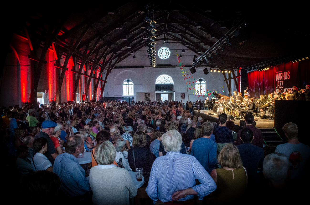 Ridehuset Swinger 2019 - Cuban Big Band Nights - Aarhus Jazz Orchestra