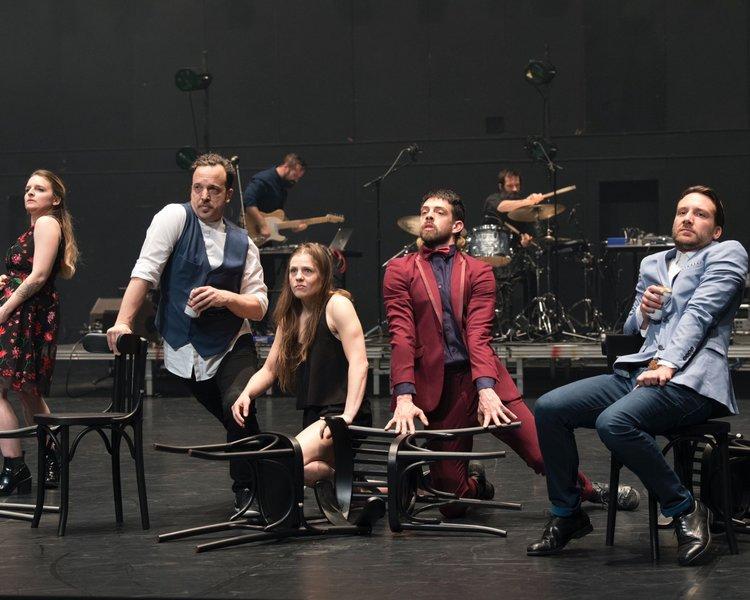 Den Levende Kunstklub Bora Bora Dans og Visuelt Teater Aarhus Jazz Orchestra