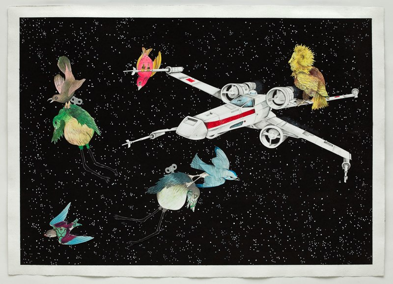 Untitled (X-wing)