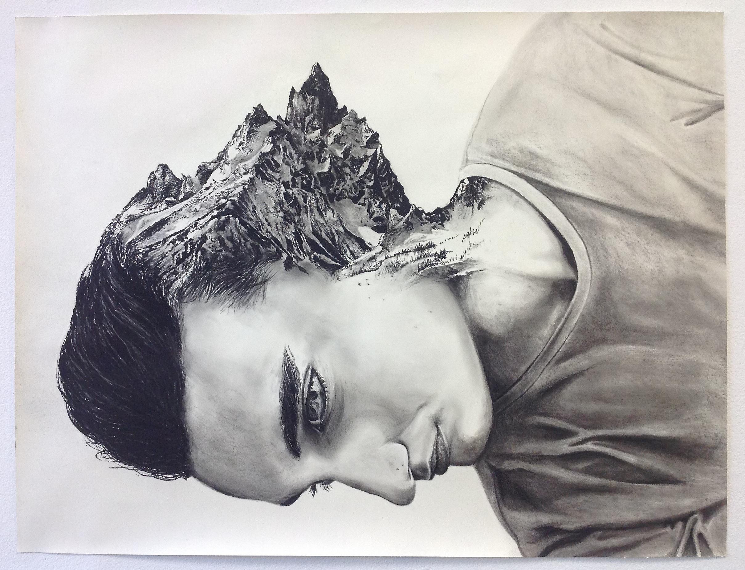 Intermediate Drawing, junior