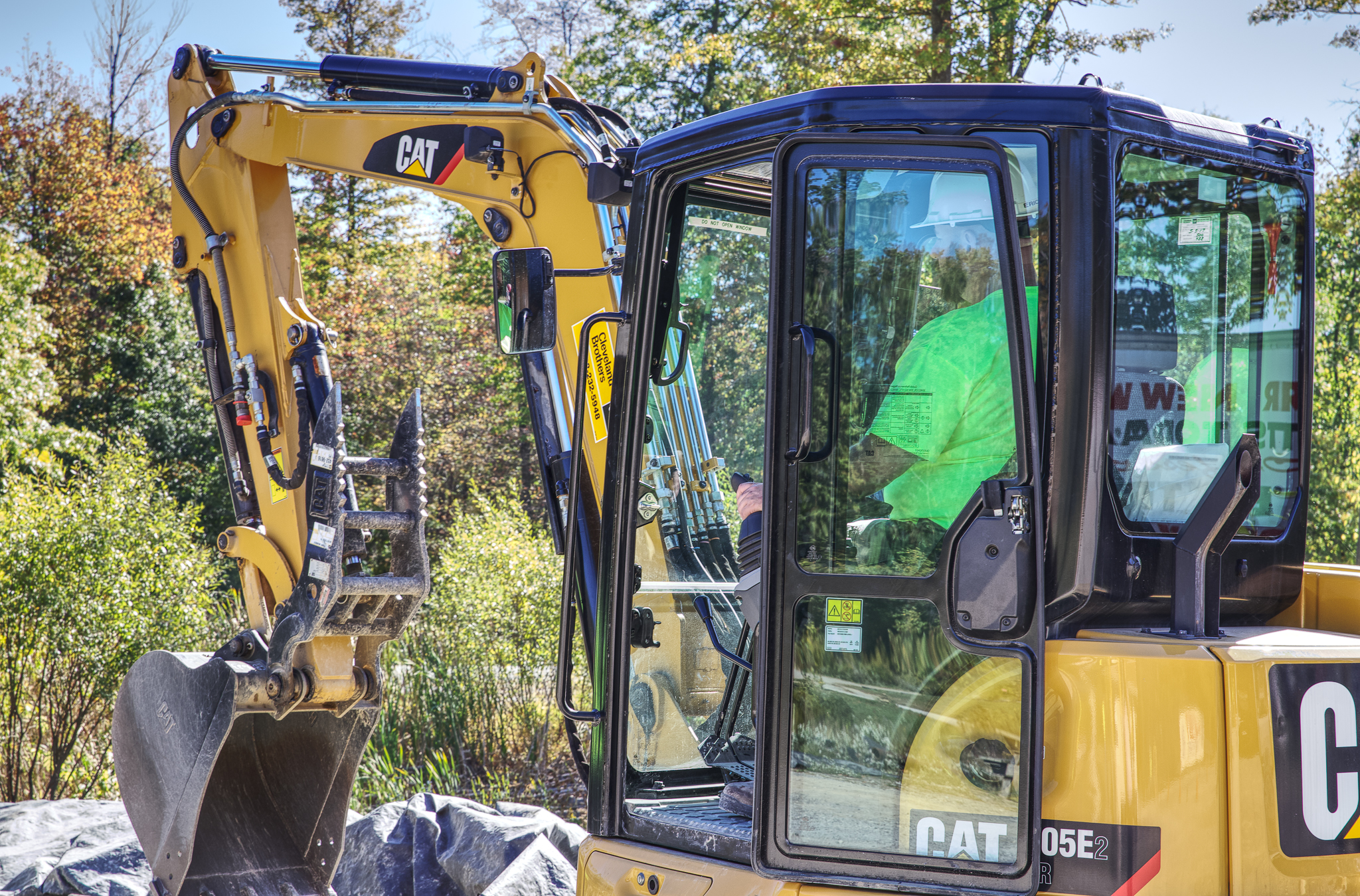 equipment operator school | new castle school of trades