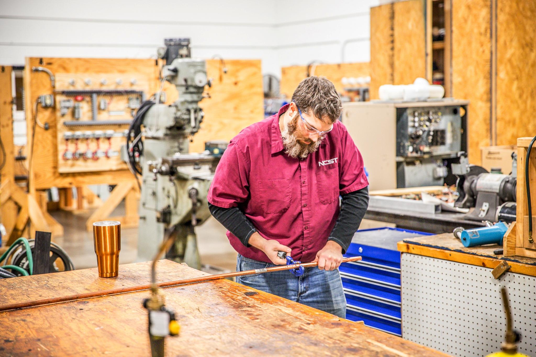 industrial maintenance programs | new castle school of trades