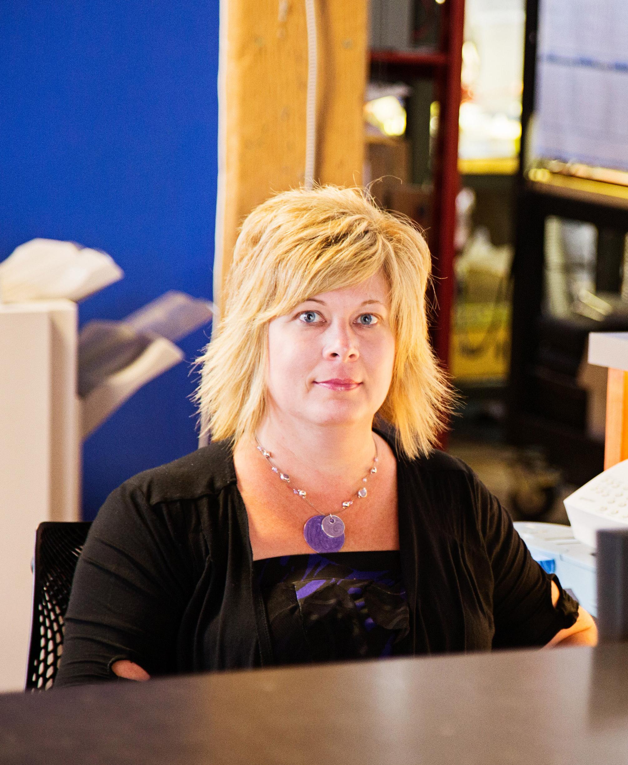 Fran McDevitt Administrative Assistant.jpg