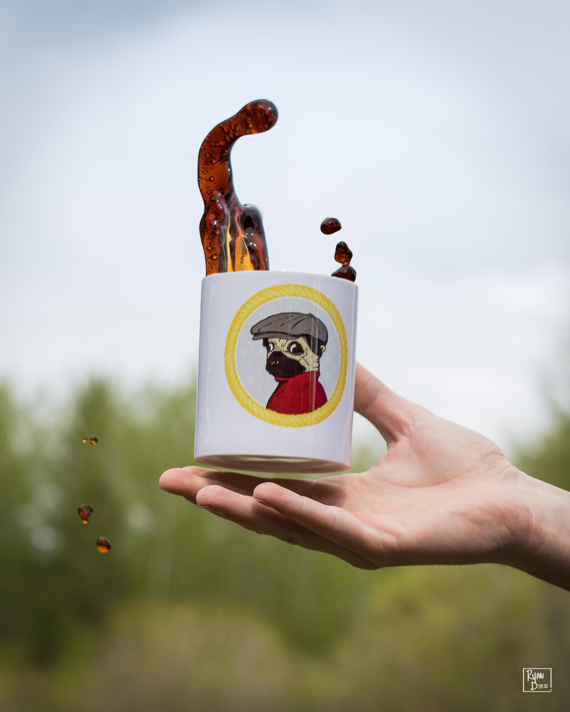 Le Pug Mug