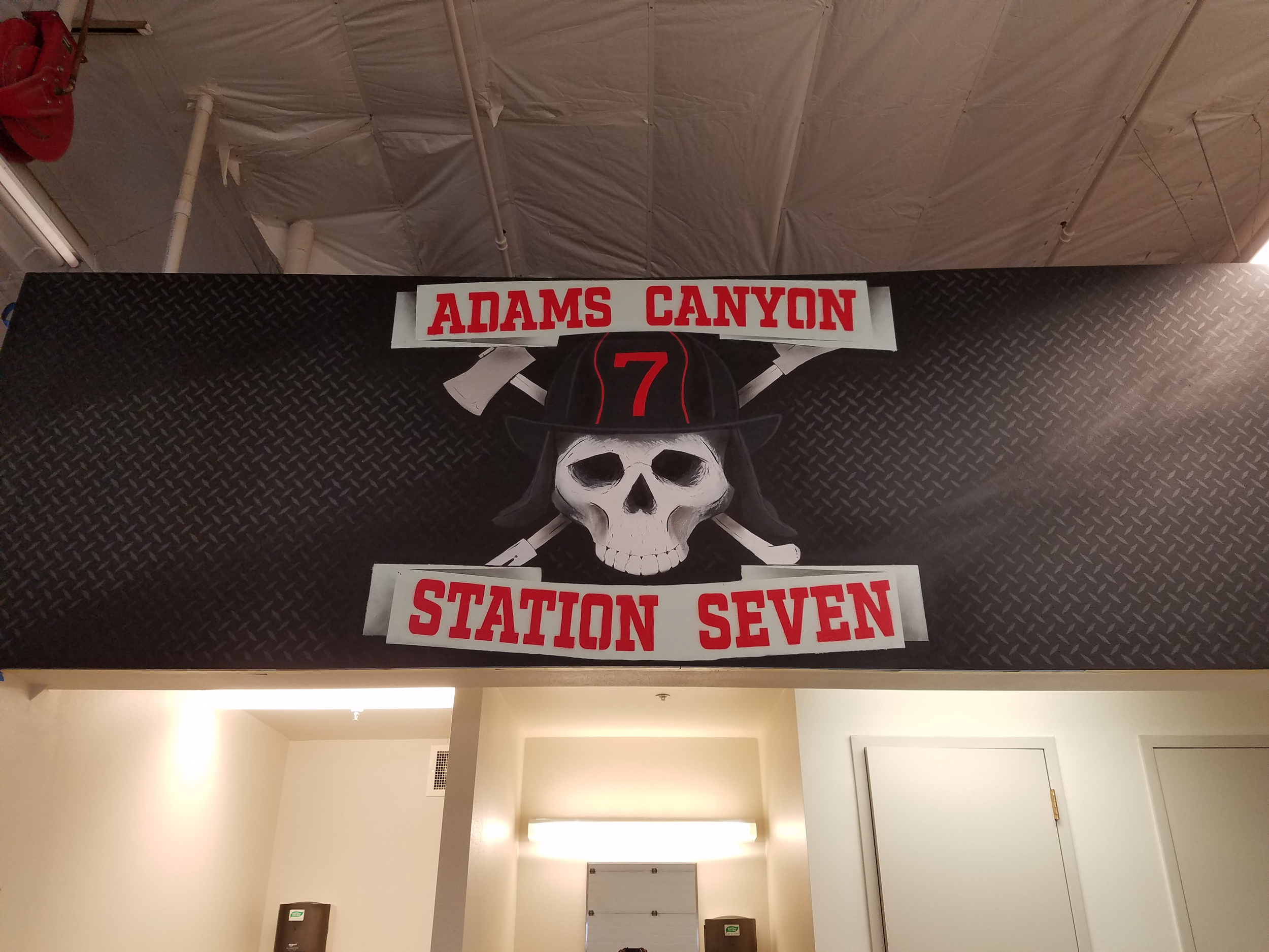 Station 7 mural - More info coming soon...