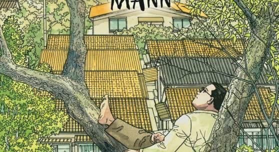 DER SPAZIERENDE MANN, Jiro Taniguchi
